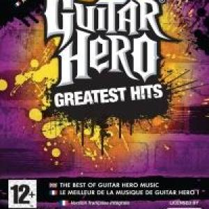 Wii: Guitar Hero Greatest Hits (käytetty)