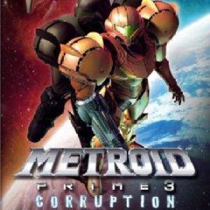 Wii: Metroid Prime 3 Corruption (käytetty)