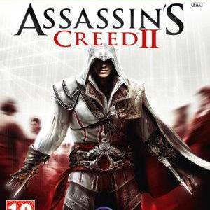 Xbox 360: Assassins Creed 2 (käytetty)