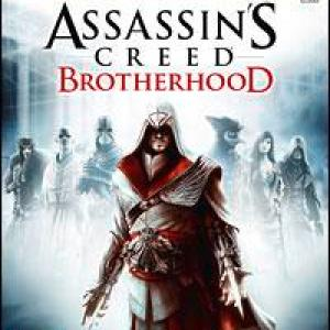 Xbox 360: Assassins Creed Brotherhood (käytetty)