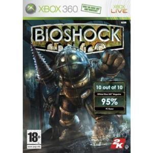 Xbox 360: BioShock (käytetty)