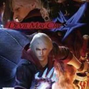 Xbox 360: Devil May Cry 4 (käytetty)