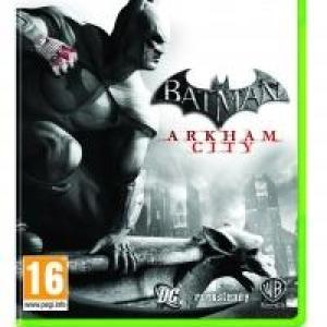 Xbox 360: Batman Arkham City (käytetty)