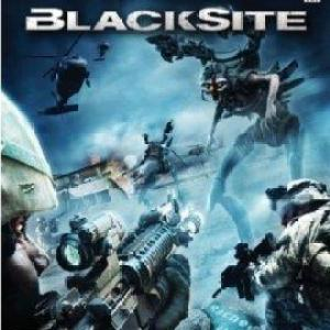 Xbox 360: Blacksite (käytetty)