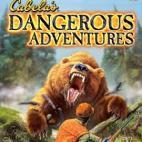 Xbox 360: Cabelas Dangereous Adventures (käytetty)