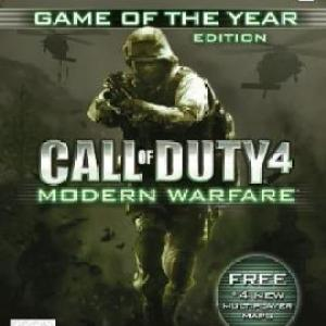 Xbox 360: Call Of Duty 4: GOTY (käytetty)