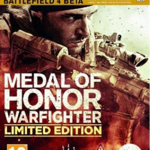 Xbox 360: Medal Of Honor: Warfighter LE (käytetty)