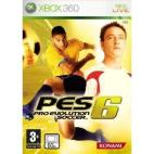Xbox 360: Pro Evolution Soccer 6 (käytetty)