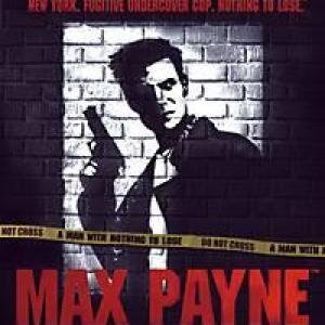 Xbox: Max Payne (käytetty)