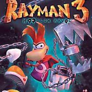 Xbox: Rayman 3 Hoodlum Havoc (käytetty)