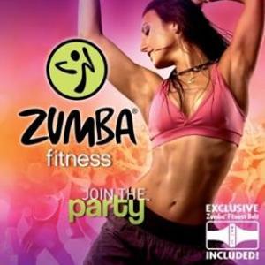 Wii: Zumba Fitness (käytetty)