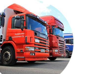 Sobreprecio compra de camiones