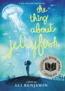 September 2016: The Thing About Jellyfish by Ali Benjamin