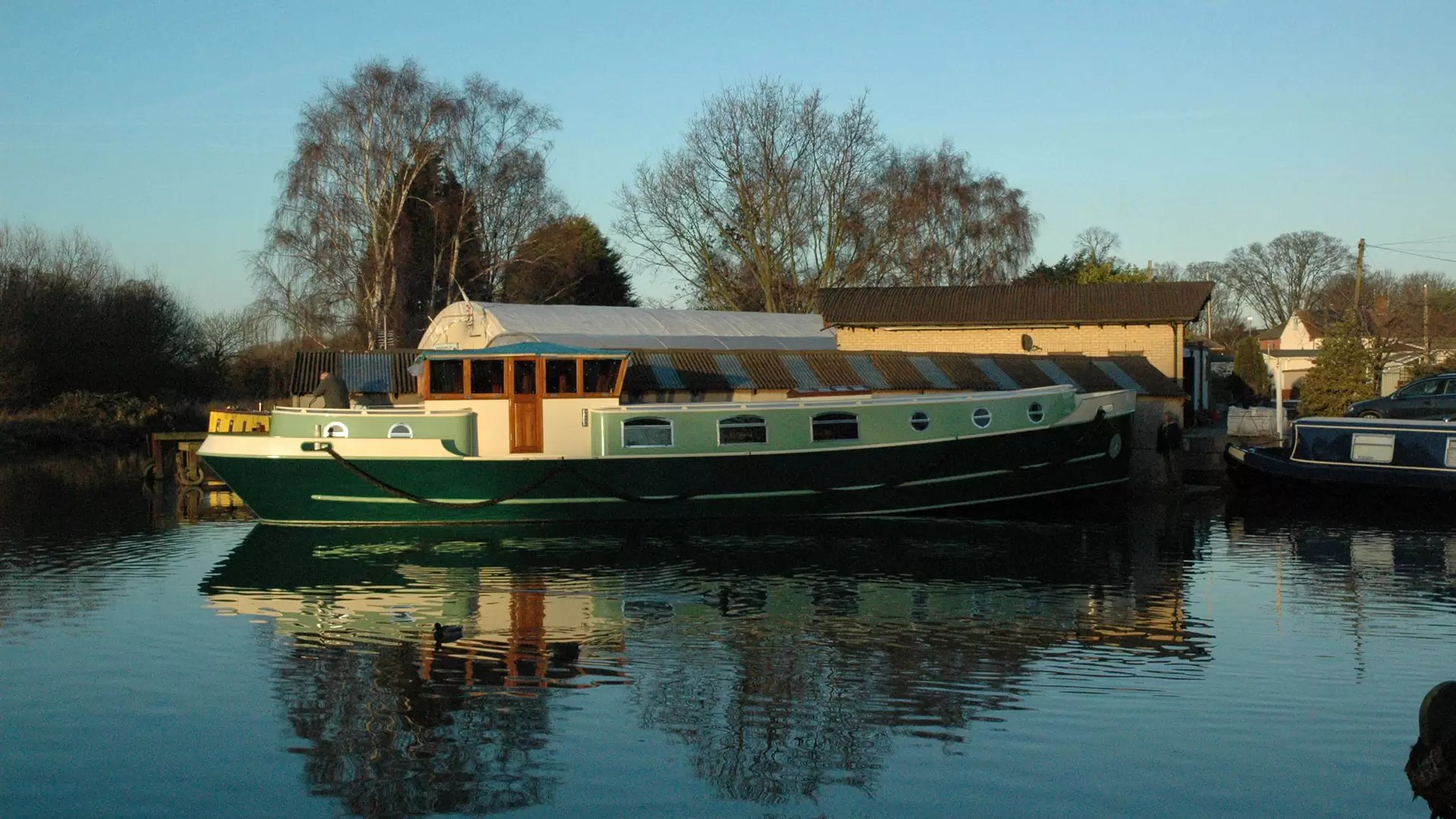 Mgm Boats Narrowboat Builders Bespoke Fit Outs