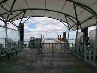 NYC Ferry Landings - Soundview