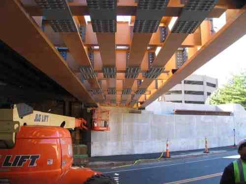 Monroe Street Bridge - McLaren