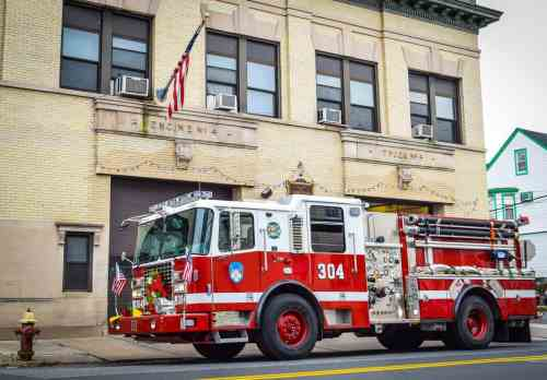 Yonkers - On-Call Firehouses