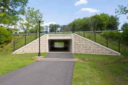 Frederick Path Open Space Park - Baltimore, Maryland Engineering