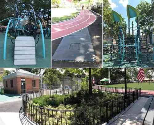 Parks Stockton Playground CPI Program