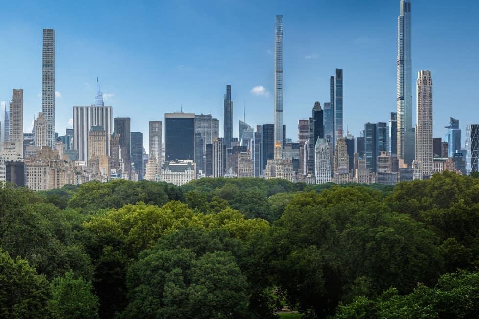 McLaren Contributing to NYC Skyline
