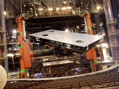 Cirque Du Soleil's KA - World's Largest Custom Theatrical Machinery