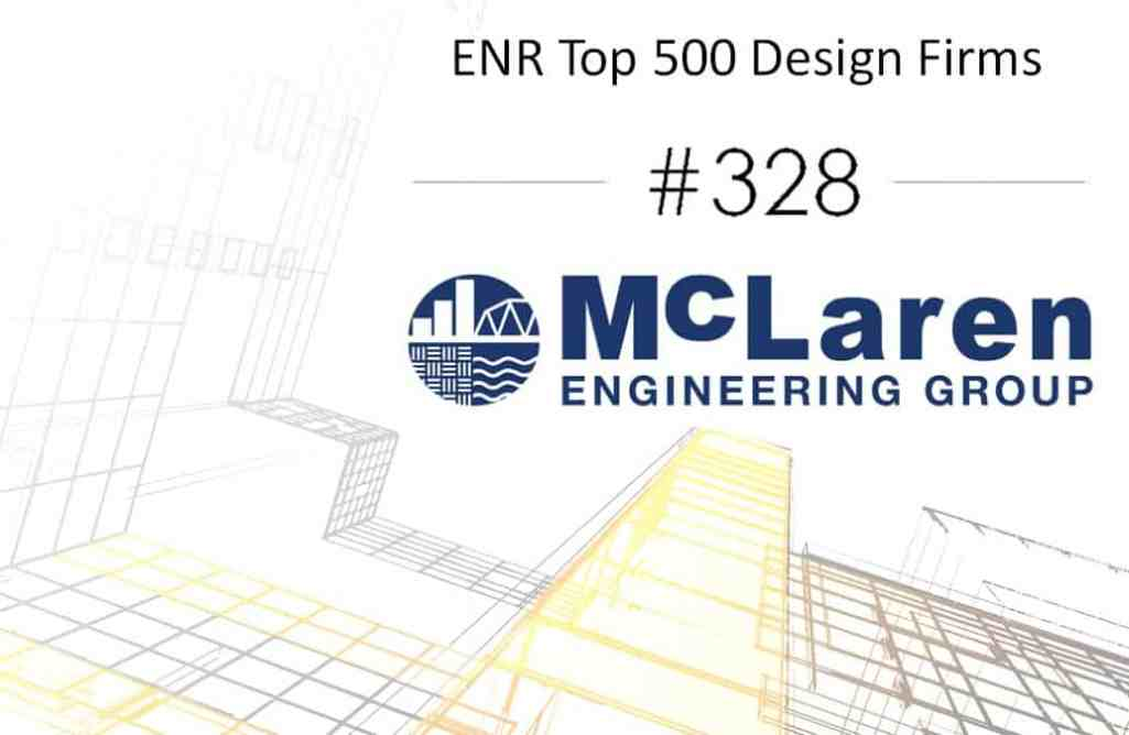 Top 500 Design Firms – McLaren No. 328