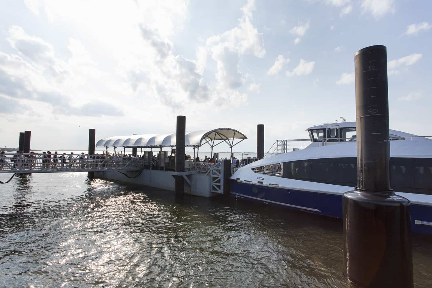Ferry System – Resilient NYC Infrastructure