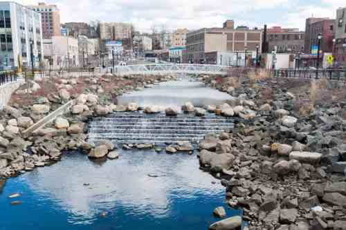 Environmental Restoration and Daylighting of the Saw Mill River
