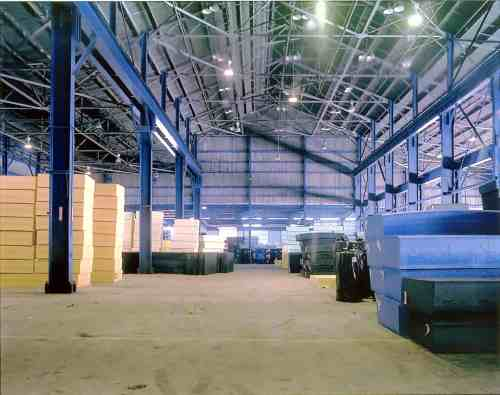 Warehouse Renovation - Historic Eddystone Arsenal