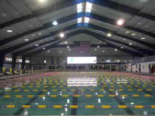 Aquatic Center Inspection - Rosen