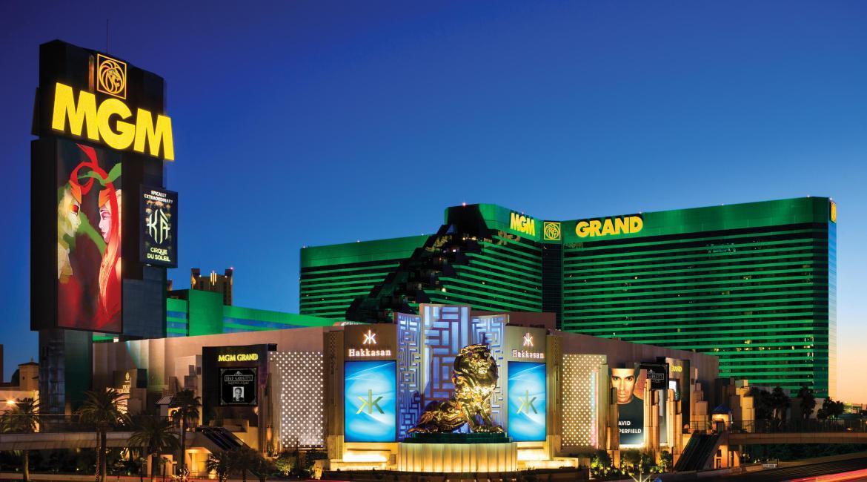 Resultado de imagen para MGM Grand sin copyright