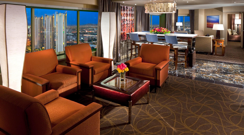 2 Bedroom Marquee Suite  MGM Grand Las Vegas
