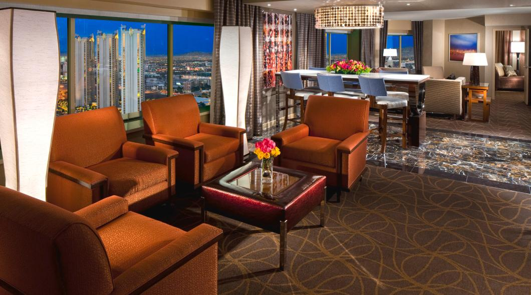 Mgm Grand Two Bedroom Suite