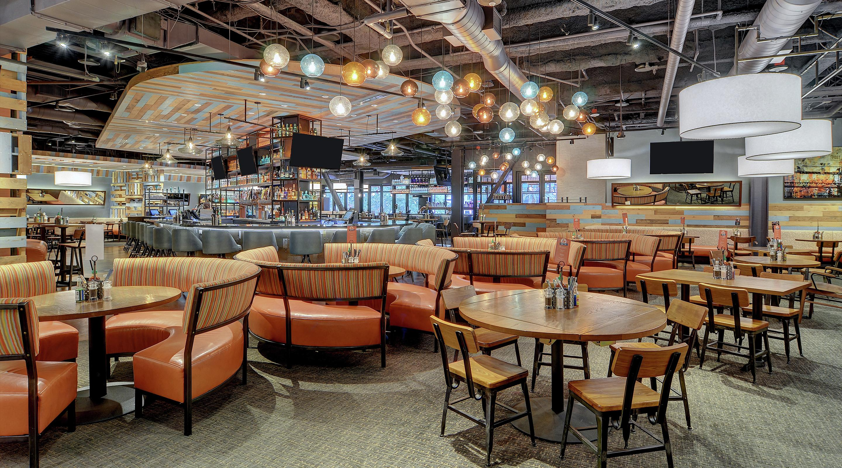 American Restaurant  Toms Urban at New YorkNew York