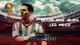 LIONEL MESSI VE REKORLARI