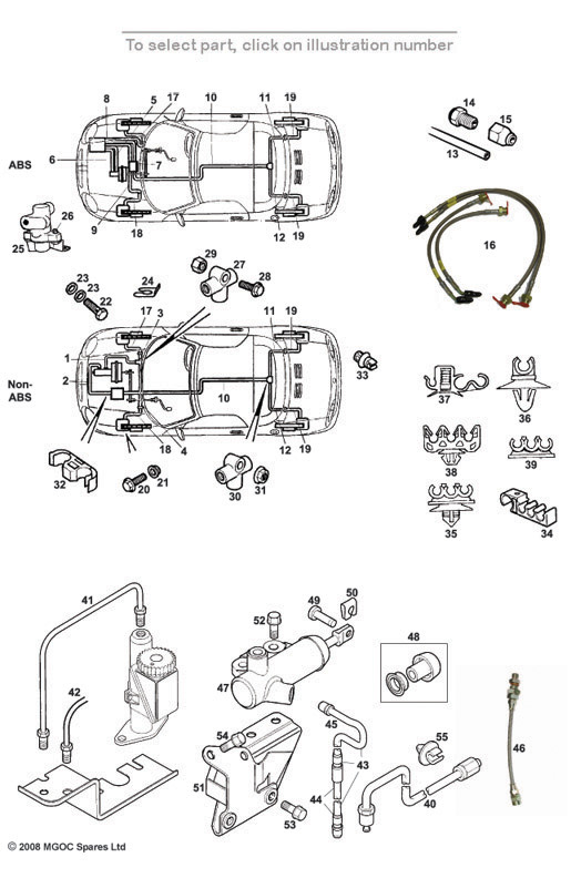 PIPES INC CLUTCH (MGF&TF)