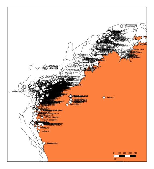 Northwest Shelf Stratigraphic Database - MGPalaeo