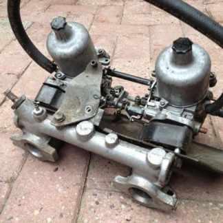 Ensemble de carburettor HIF