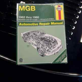 Haynes MGB Workshop manual