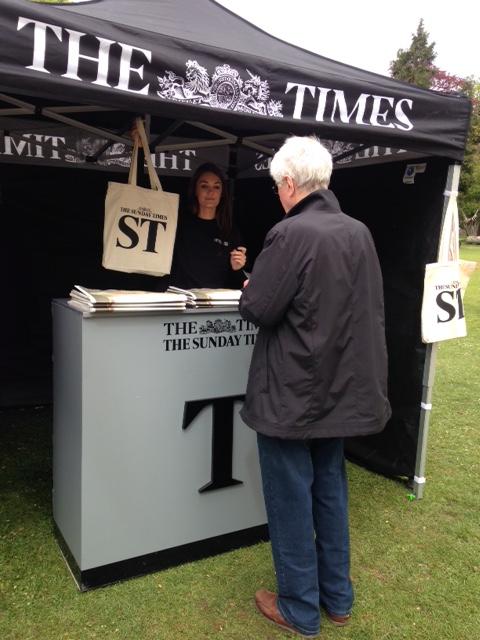 The Times @ Cheltenham Jazz Festival