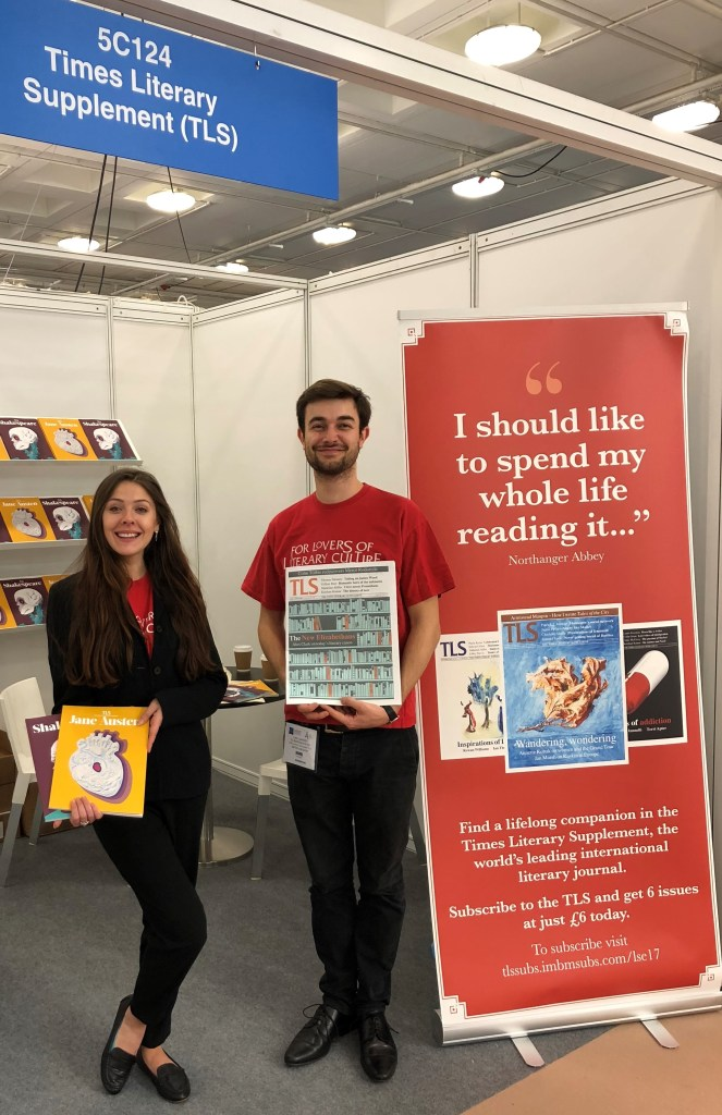 TLS @ London Book Fair