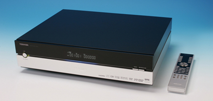 Toshiba HD-XA1 HD-DVD Player