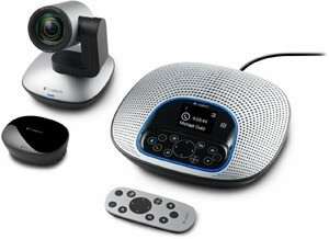 Review: The Logitech CC3000e Conference Cam – Part 2