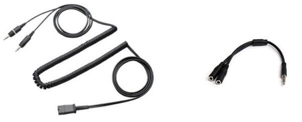 câble inférieur vs adaptateur