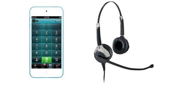iPod Touch VXi Headset