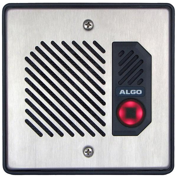 Algo 8028 SIP Doorphone Exterior Unit, Front View