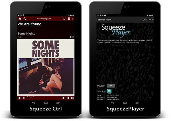 Nexus7-SqueezePlayer-SqueezeCtrl