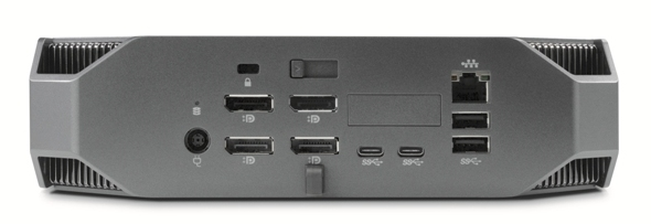 HP Z2 Mini_performance_back-view