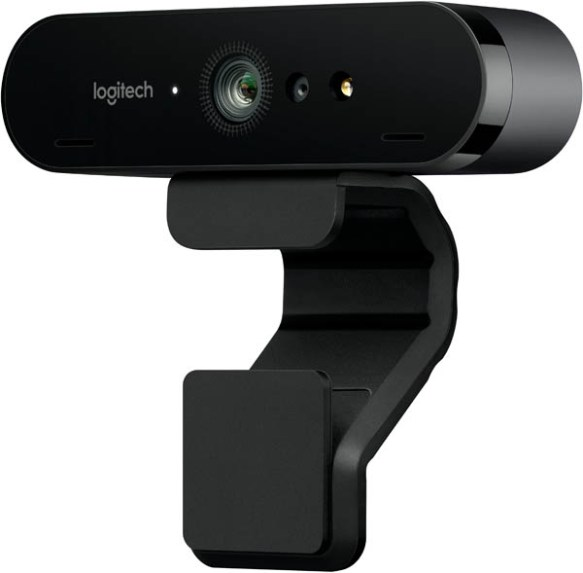 Review: Logitech's Brio 4K Webcam Pro | Graves On SOHO Technology