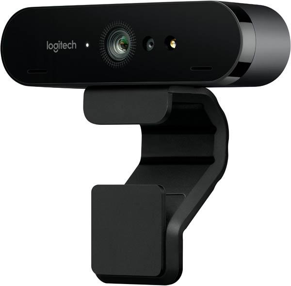 Review: Logitech's Brio 4K Webcam Pro – Graves On SOHO Technology